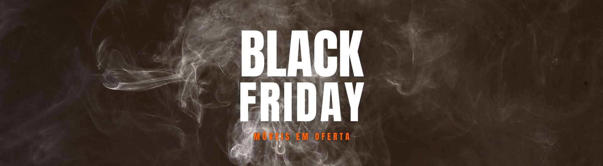 promoção black friday [móveis] - loja veneza