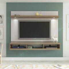 Painel Evolution para TV até 60 Polegadas com Luminária LED - Artely