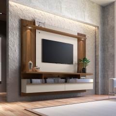 Painel Home Suspenso para TV até 65