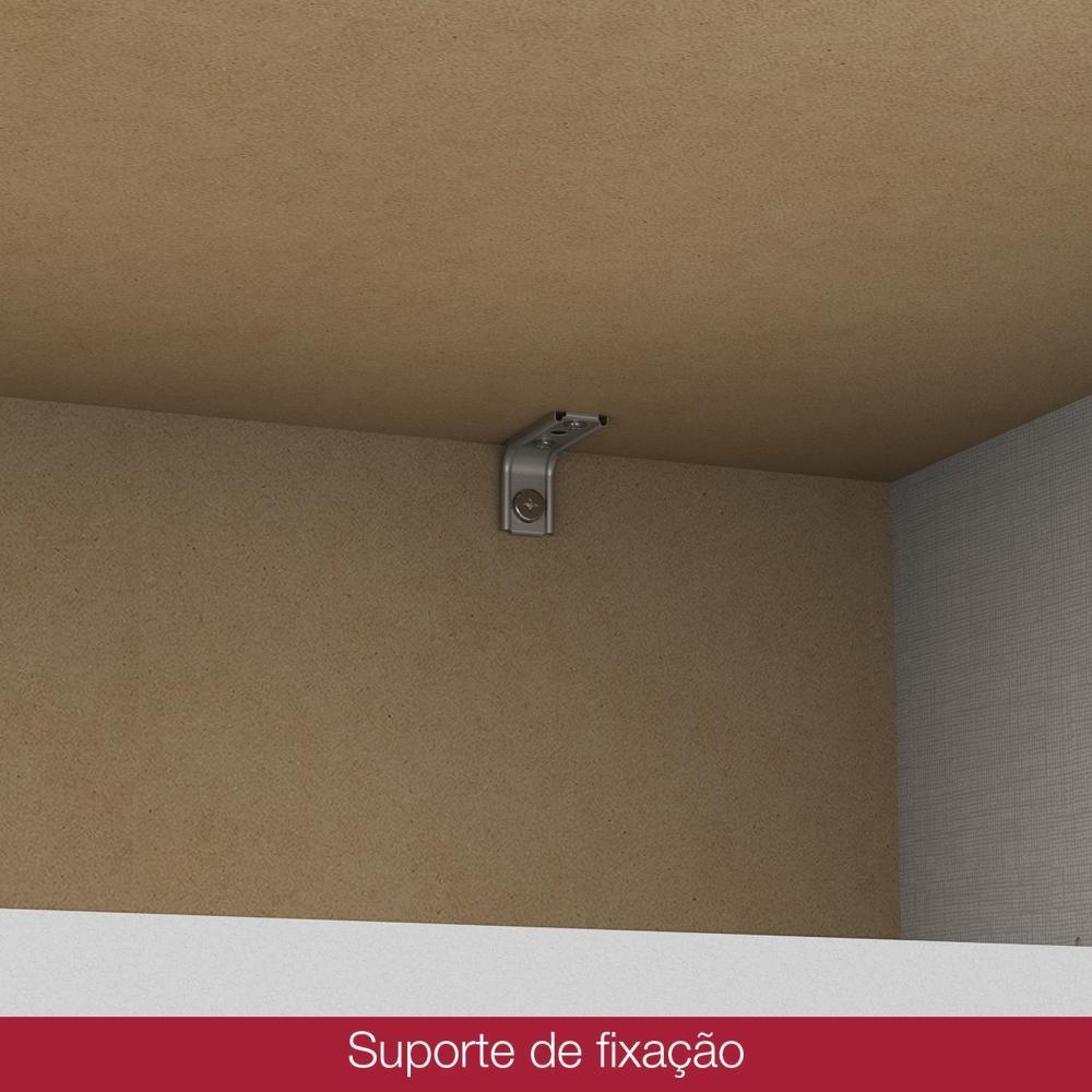 Cômoda Infantil de MDF 5 Gavetas Henn Provençal - Branco HP Fosco  - Loja Veneza