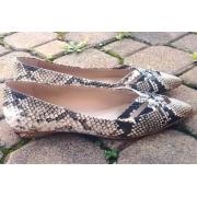 Sapatilha Snake Guilhermina