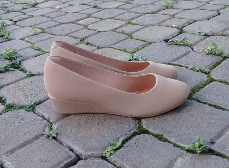 Anabela Comfort Malu
