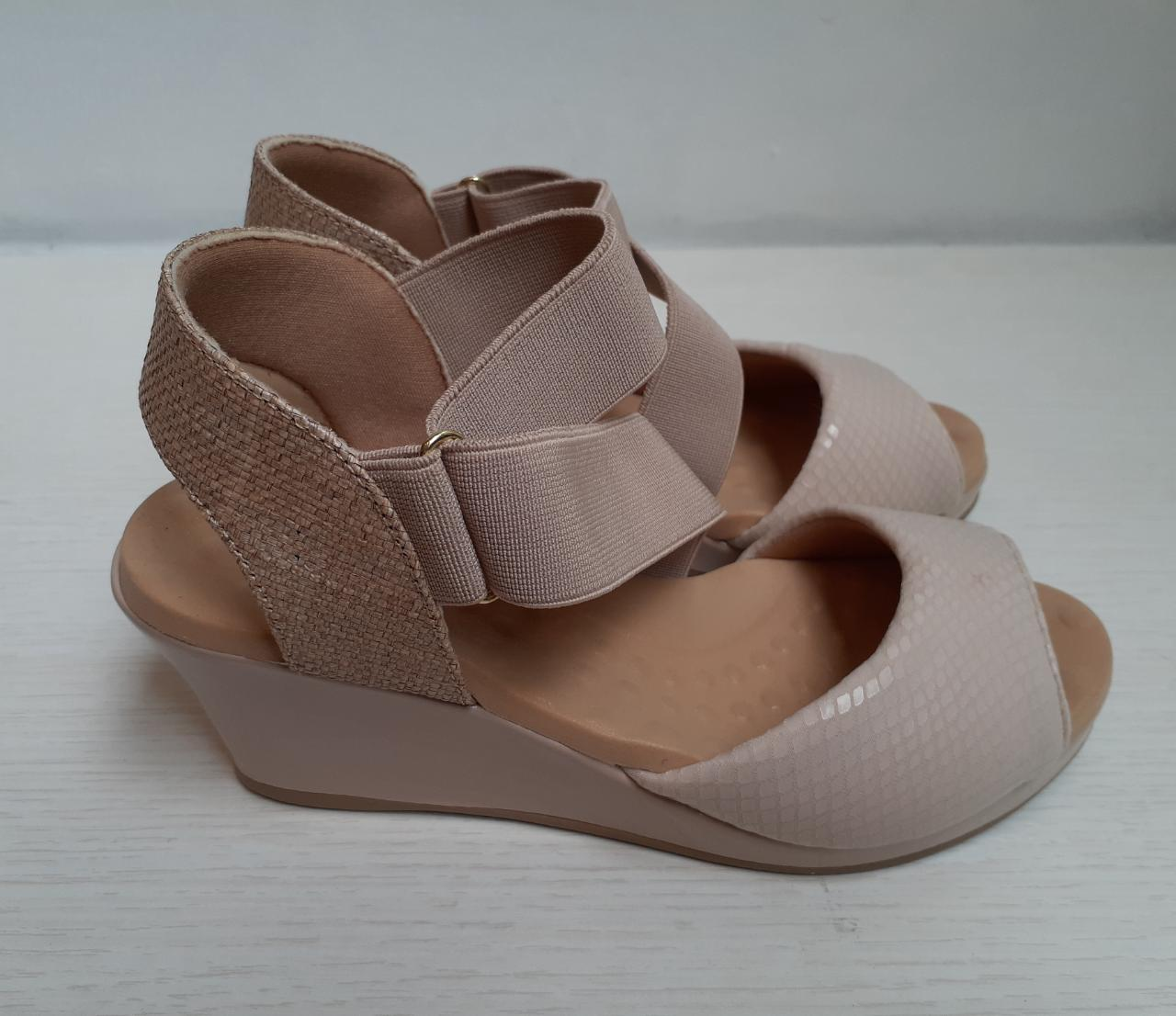 Sandália Comfort Malu