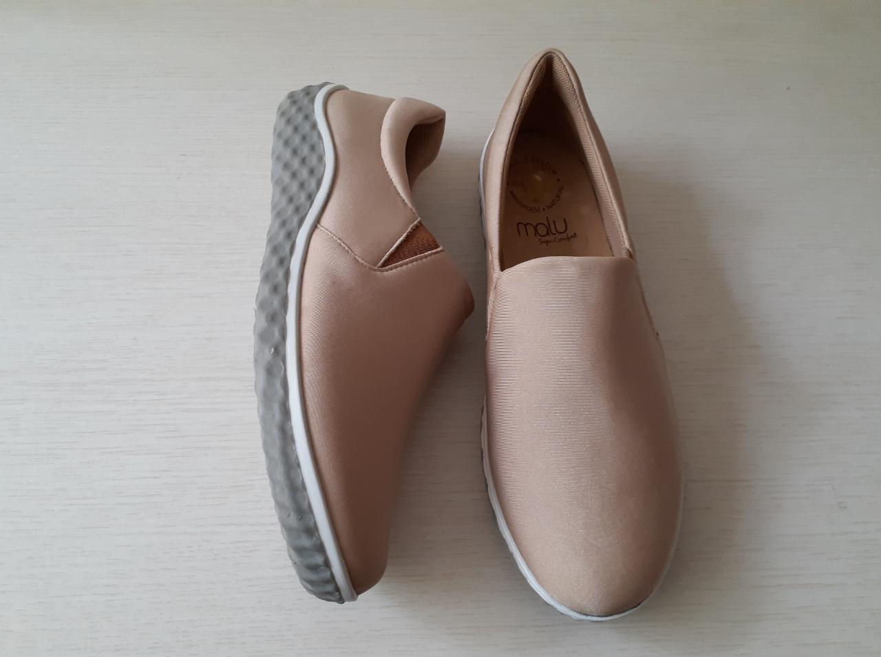 Sapatênis Comfort Malu
