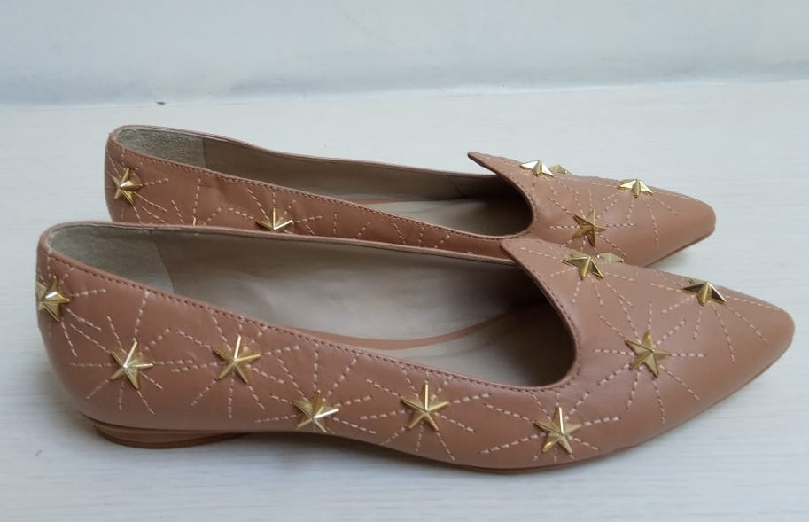 Sapatilha Estrelas Guilhermina