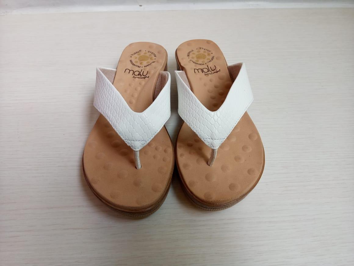 Sandalia de Dedo Comfort