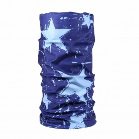 Bandana 3Z Estrelas Azuis