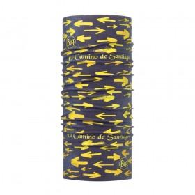 Bandana Pescoceira El Camino Coolnet UV+  BUFF Setas Amarelas