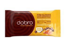 Barra Energética Caramelo Salteado 50g Dobro