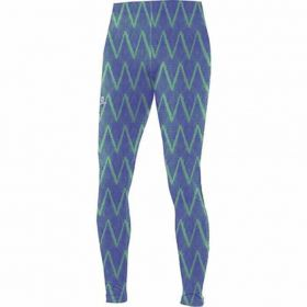 Calça Graphic Tight  Print Salomon