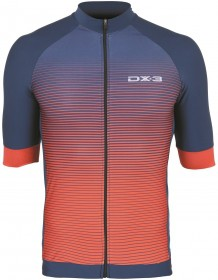Camisa Ciclismo Fast Masculina DX3 MarInho