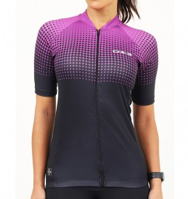 Camisa Ciclismo Feminina Fusion DX-3