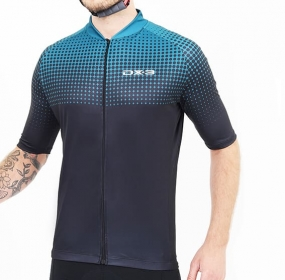 Camisa Ciclismo Masculina Fusion DX-3 Verde