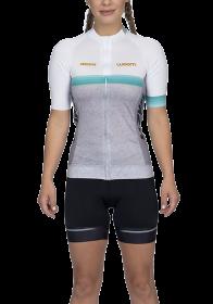 Camisa Ciclismo Supreme Ibiza Mescla Feminino Woom