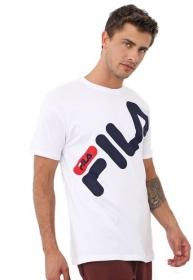 Camiseta Big Letter Masculina Fila