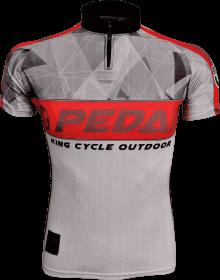 Camiseta De Ciclismo Pedal 01 King