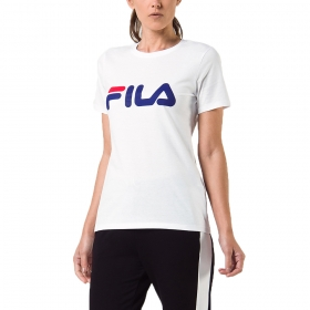 Camiseta Feminina Basic Letter Fila