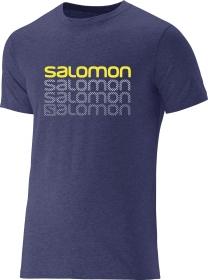 Camiseta Salomon SS III Masculina Salomon