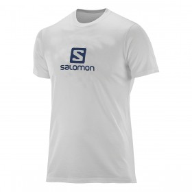 Camiseta Trail Running Logo SS Salomon