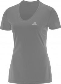 Camiseta Trail Running Sonic SS Tee UV Feminina Salomon