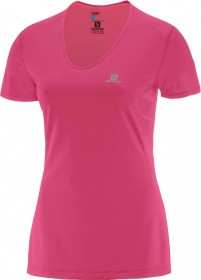 Camiseta Trail Running Training II SS Feminina Salomon