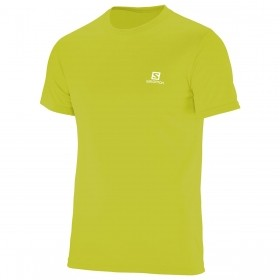 Camiseta Trail Running Training VI SS Masculina Salomon