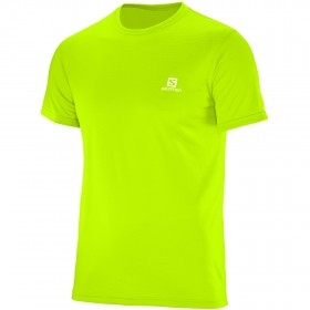 Camiseta Trail Running Training VII SS Masculina Salomon
