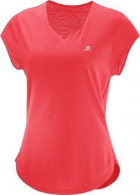 Camiseta Trail Running X SS  Feminina Salomon