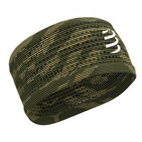 Faixa de Cabeca V2 Headband Unissex Compressport Camo