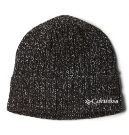 Gorro Watch Cap II Unissex Columbia Preto e Branco