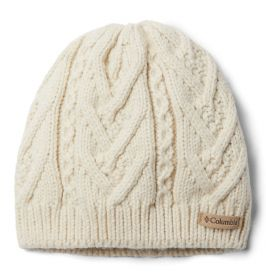 Gorro Parallel Peak II Beanie Columbia Chalk