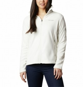Jaqueta Fast Trek II Fleece Feminina Columbia Sea Salt
