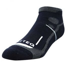 Meia Bike/ Running/ Trail Low Cut Unissex Azteq