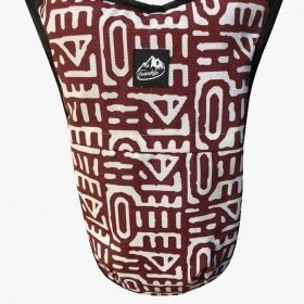 Mochila African Style Red Twinkle Mountains