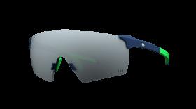 Óculos Quad R HB Matte Navy Silver