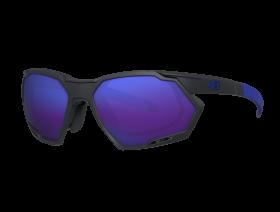 Óculos Rush HB Matte Graphite Blue Chrome