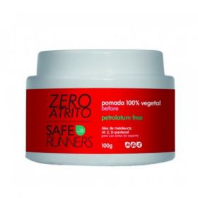 Safe Runners Pomada Vegetal 100g Zero Atrito
