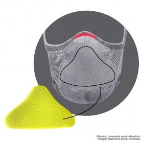 Suporte de Filtro para Máscara Knit Fiber