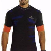 Camiseta T Shirt LS Bike Masculina Lupo