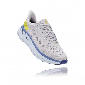 Tênis Clifton 7 Feminino Hoka One One Lunar Rock Nimbus Cloud