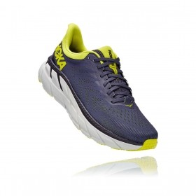 Tênis Clifton 7 Masculino Hoka One One Odyssey Grey Evening Primrose