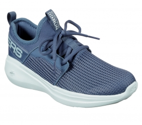 Tênis Go Run Fast - Quick Step Feminino Skechers Azul