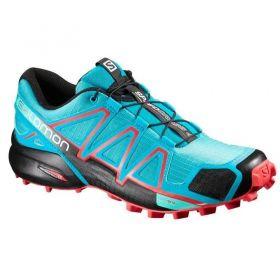 Tênis Speedcross 4 Feminino Salomon Azul Claro