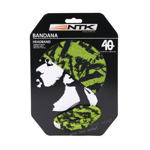 Bandana Grafite Unissex NTK