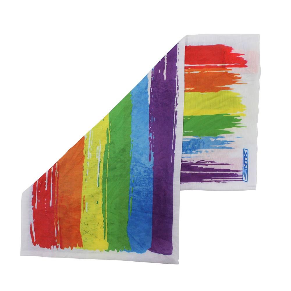 Bandana Pescoceira Unissex NTK Rainbow