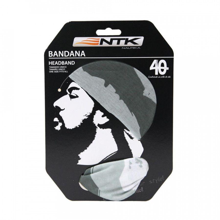 Bandana Pescoceira Unissex NTK - Urban