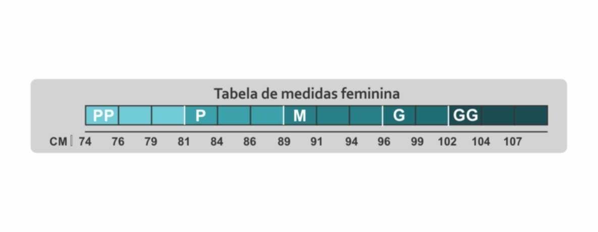 Bermuda Compressão Feminina DX-3