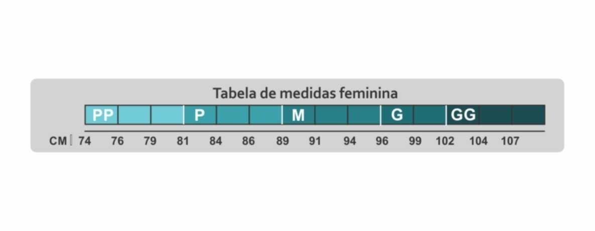 Bermuda Compressão Pro Feminina DX-3