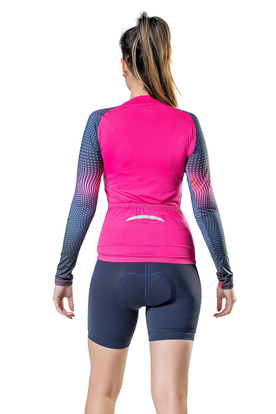 Camisa/ Blusa Para Ciclismo Special Feminina Elite Pink