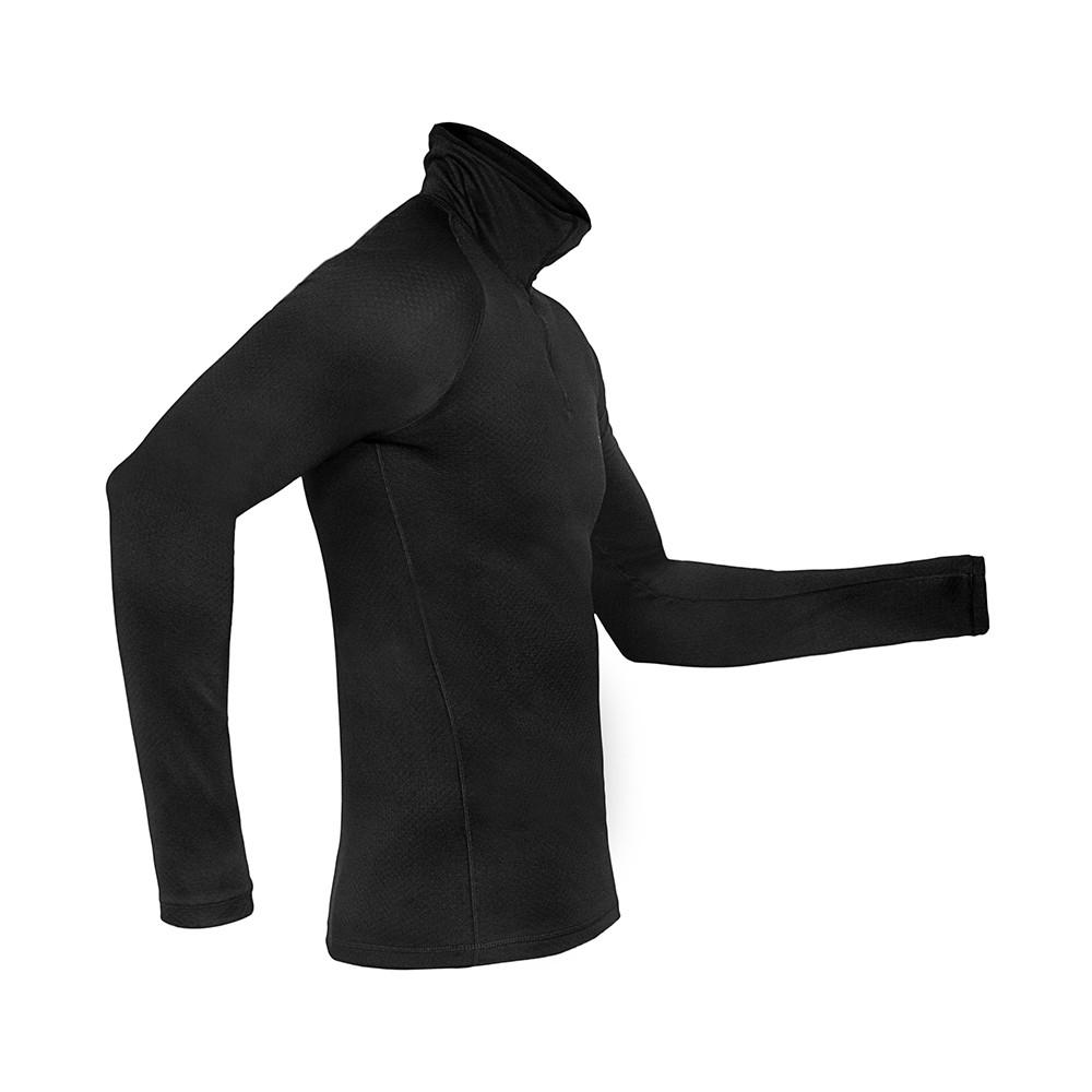Camiseta/ Blusa Térmica ThermoSkin 1/2 Zip Masculina Curtlo